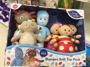 In the night garden bumper pack £20 @ Tesco St. Helens Ravenhead