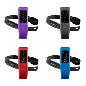 Garmin Vivofit Fitness Activity Tracker Pulse Watch Various Colours Tesco Outlet ebay Free Delivery