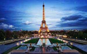 Paris by Eurostar - Valentines Day Trip for 72pp Return - 12 Hours in Paris!