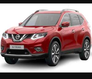 2 year lease Nissan X-Trail Diesel Station Wagon 2.0 dCi Acenta 5dr 4WD Xtronic [7 Seat) lease 2 year £6748.60 @ NVC