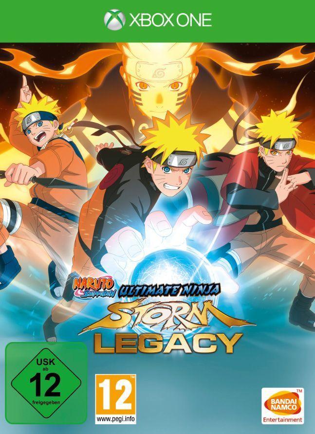 Naruto ninja storm legacy (XB1) £34.85 @ ebay via bossdeals