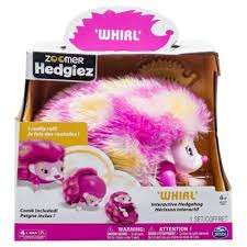 Zoomer hedgiez pink or purple £20 at Tesco