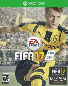 Xbox One Fifa 17 digital code £11.99  CDKeys