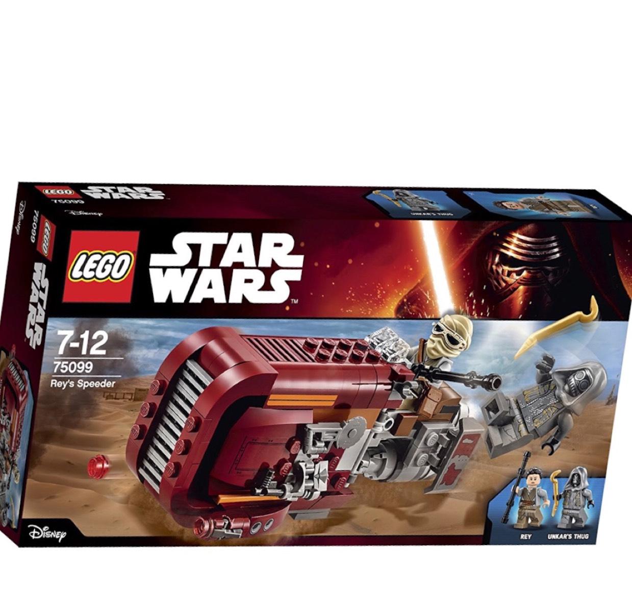 Lego Star Wars 75099 £14.99  (Prime) / £18.98 (non Prime) at Amazon