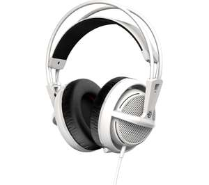 STEELSERIES Siberia 200 Gaming Headset - Black / White - £22.99 Currys