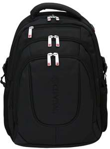 City Bag Laptop Backpack 15.6 Inch Business Bag Water Resistant Case £14.99 on ebay / citytravelgoods