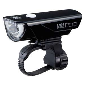 Cateye VOLT 100 RC Front - £12 at Wiggle