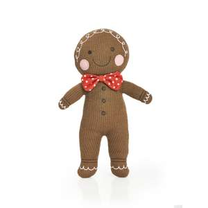 Knitted Gingerbread Man Doll £4.50 C+C @ Wilko