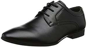 New Look Men's Tuffnell Formal Gibson Derbys £19.99 @ Amazon (Black OR Brown)
