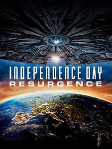 Amazon Video Credit (Various) - Independence Day: Resurgence HD/SD £3.99 - Amazon Video