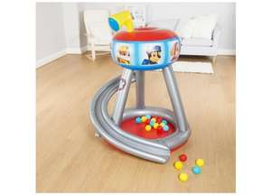 Paw Patrol Lookout Tower Ball Pit with soft balls was £24.99 now £19.99 + Free Delivery @ Bargain Max.co.uk