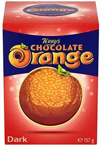 Terry's Chocolate Orange Dark (157g) ONLY £1.00 @ Morrisons
