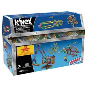 K'Nex 35 Model Set (was £25) Now £12.50 at Tesco Direct (links in OP)