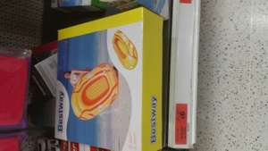Bestway Inflatable Dinghy - £6 - Sainsburys Murrayfield