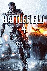 Battlefield 4 £4.95 @ Microsoft store UK