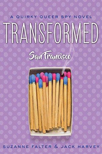 Free Crime Novel For Kindle - Transformed (via Amazon)