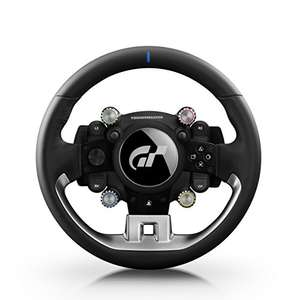 Thrustmaster T-GT: PS4 and Gran Turismo Officially Licensed Leather-Wrapped Racing Wheel and Compatible with PC £699.99 @ Amazon