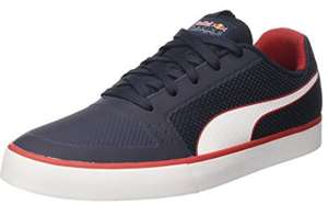 Puma Red Bull Wings Vulc Low Tops now from £22.00 delivered @ Amazon