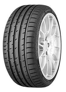 Continental ContiSportContact 3 - 265/35/R18 97Y - E/B/74 - Summer Tire £93.03 - (Order now and we'll deliver when available) @ Amazon