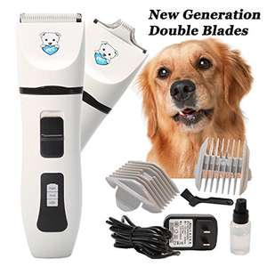 Pro Pet Grooming Clippers £8.99 prime / £12.98 non prime Sold by IfreeMall and Fulfilled by Amazon