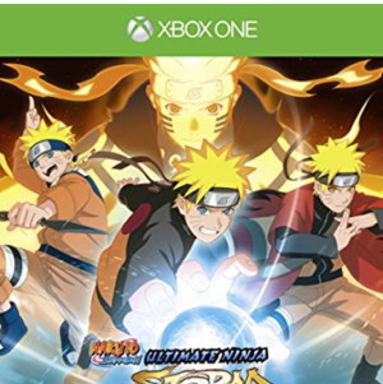 Naruto ninja storm legacy (XB1) £33.85 @ Base