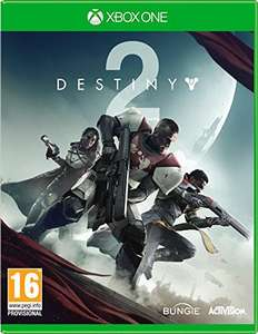 Destiny 2 (Xbox One) £39.99 Sold by beauty stores and Fulfilled by Amazon