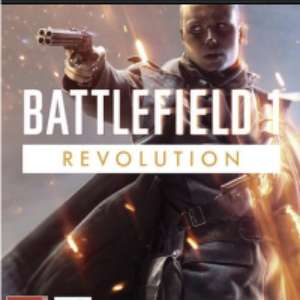 Battlefield 1: Revolution (PC) @ cdkeys £29.99 / £28.49 w/code
