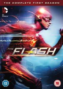 The Flash - Season 1 On DVD £4.99 Delivered @ Argos Ebay **Hurry Low Stock**