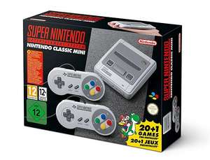SNES IN STOCK £79.99 @ TESCO