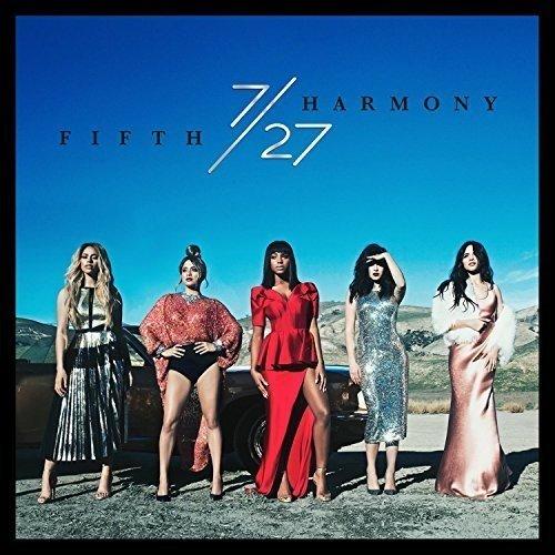 7/27 - Fifth Harmony (CD) (£3.90 w/ Prime / £5.89 w/o Prime) @ Amazon