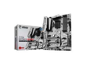 MSI Z170A Mpower Gaming Titanium - BIOS Flashed to Support Kaby Lake CPUs - With FREE MSI Core Frozr L CPU Cooler £119.99 @ Novatech