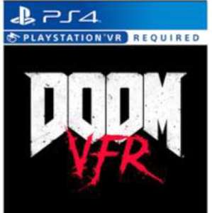 Doom VFR (PS4 PSVR) £14.99 preorder @ Grainger games