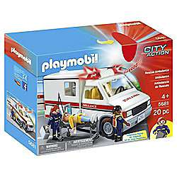 Playmobil city life ambulance half price  £15 - Tesco Direct free c&c