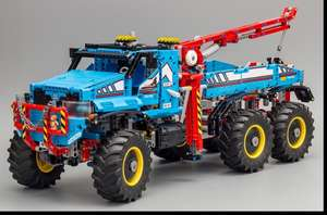 Lego technic 42070 reduced £196.99 at Smyths toys