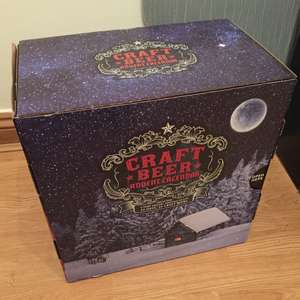 Craft beer advent calendar £35.98 @ Costco - Leeds