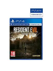 Resident Evil 7 [PS4] £16.99 @ Very (Free C&C)