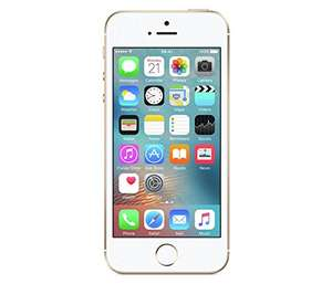 Apple iPhone SE 64GB - Gold - Unlocked - New £299 Dispatched from and sold by Telephones Online - Amazon