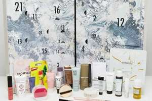 ASOS advent calendar £ 55 - includes 20% off voucher