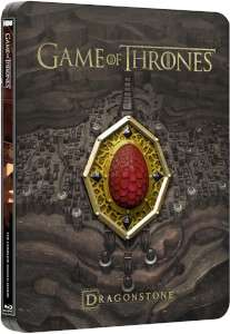 Game of Thrones Season 7 - Blu Ray Steelbook - just £34.99 delivered @ Zavvi