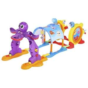 Little Tikes Lil' Ocean Explorers 3-in-1 Adventure Course £25 from Tesco Online RRP £60