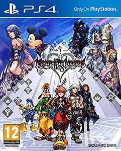 Kingdom Hearts HD 2.8 Final chapter prologue PS4 @ Amazon £16.56 non prime