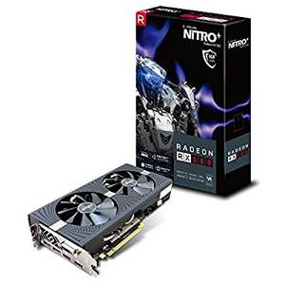PRE-ORDER Sapphire Radeon NITRO+ RX 580 8GB - Graphics Card - £208.50 @ Amazon