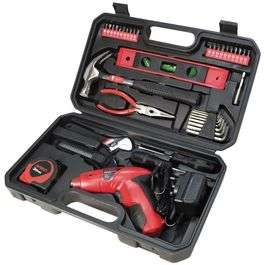 Am-Tech 39 Pc DIY Electric Screwdriver & Assorted Tool Kit £15 with Free Delivery @ Maplin & Maplin's Amazon store