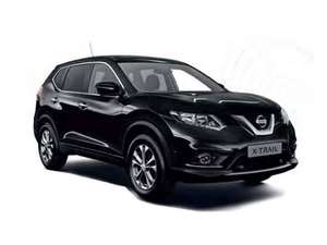 Nissan XTrail Lease £5500 (23 + 3 @ 203pm)  Nationwide Vehicle Contracts