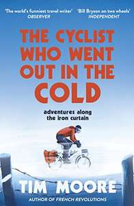 The Cyclist Who Went Out in the Cold Kindle 99p deal