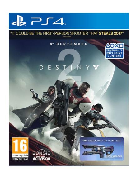 Destiny 2 @ simplygames.com £37.85