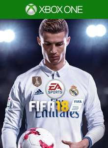 FIFA 18 10 hour game trial now on Ea Access.