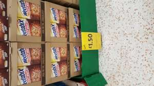Weetabix  chocolate minis 600g - £1.50 at Morrisons