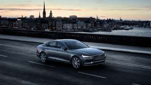 Volvo S90 Diesel Saloon 2.0 D4 R DESIGN 4dr Geartronic £300.59 per month for 2 years = 1+23 (2 yr lease/10k annual milage) £7514.16 @ Yes lease