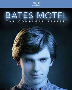 Bates Motel: Seasons 1-5 [Blu-ray] £25.12 Amazon